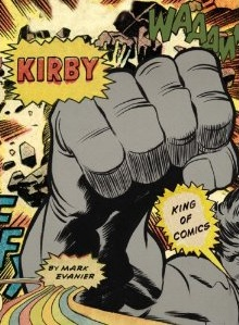 51DrJ-DngVL._SL500_AA300_ Suspended Animation Review: Kirby King of Comics