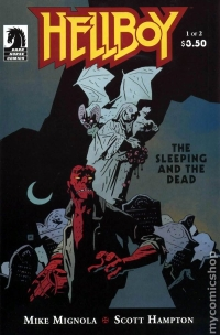 960847 Geek Goggle Reviews: Hellboy The Sleeping And The Dead #1