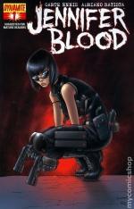 968253 Geek Goggle Reviews: Jennifer Blood #1