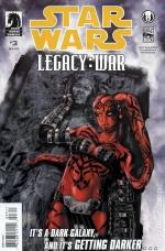 969367 Geek Goggle Reviews: Star Wars Legacy War #3
