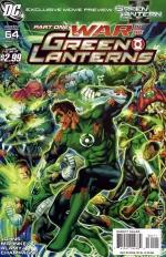 974989 Geek Goggle Reviews: Green Lantern #64 / Green Lantern Corps #58