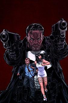 MJUN100638 Geek Goggle Reviews: Punisher MAX Happy Ending #1