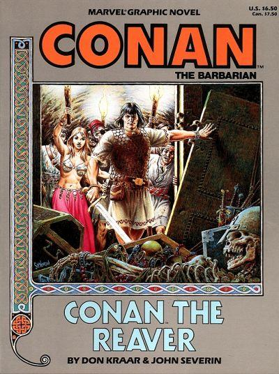 Reaver Suspended Animation: Conan The Reaver