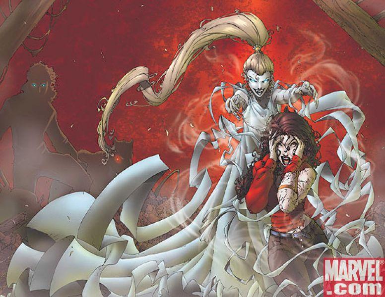 ANITA3COV MARVEL: Eternals #6 Cover and Variant Revealed; Anita Blake, Vampire Hunter