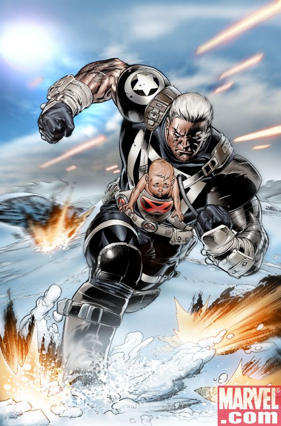 X-Factor26VariantCover Messiah CompleX Chapter 7 Sells Out & Returns With New Cover