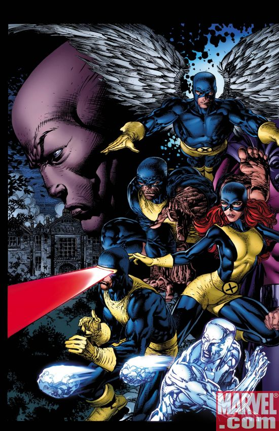 X-MenLegacy208Cover The Fate of Professor X Is Revealed In X-Men: Legacy