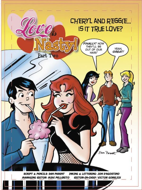 Archie Comics First Look 01232008