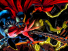 Spawn Vs Sinestro Corps Batman