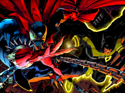 spawn batman 1