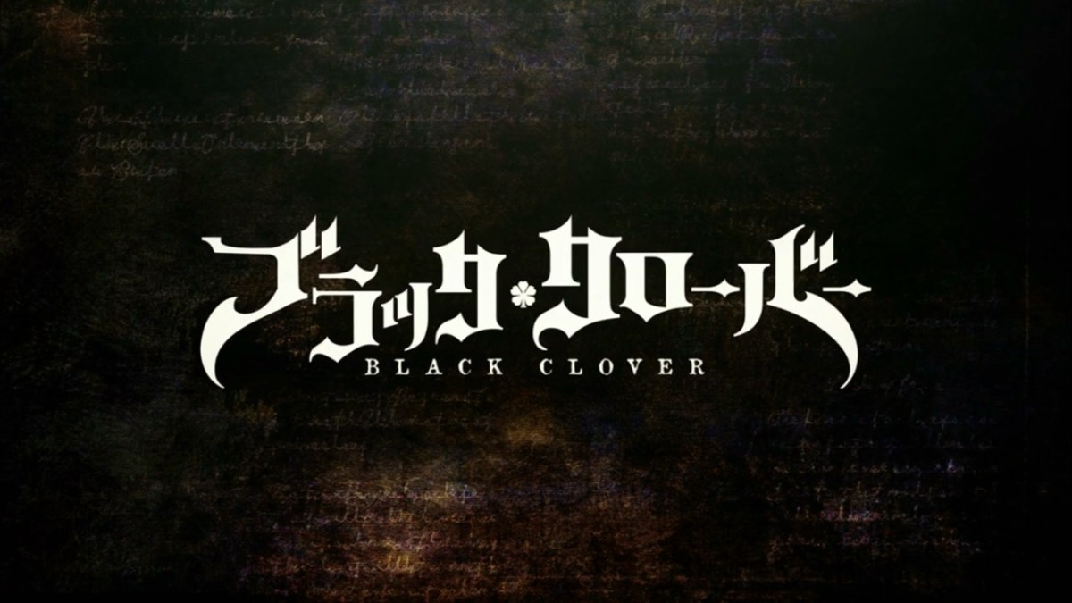 """5 Point Discussions – Black Clover 36: """"Three Eyes"""" – COMICON"""