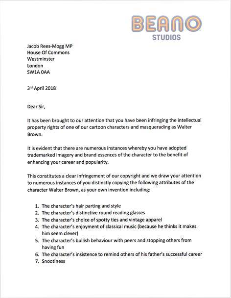 Dear Jacob Rees-Mogg MP – Stop Impersonating Walter The