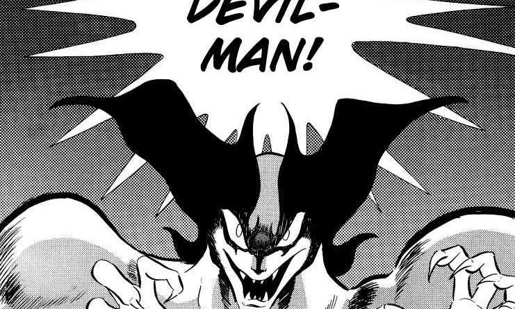 Should You Read The Original Devilman Manga Comicon