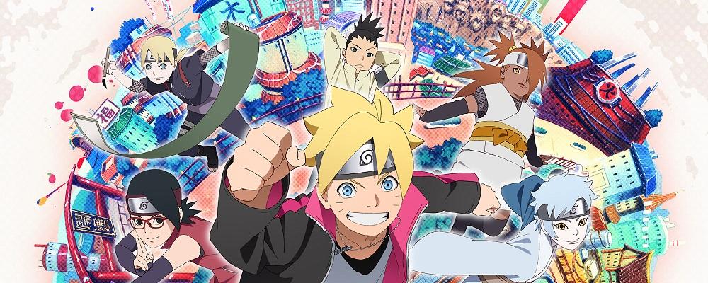 10 Point Discussions Boruto Naruto Next Generations The Steam Ninja Scrolls Comicon