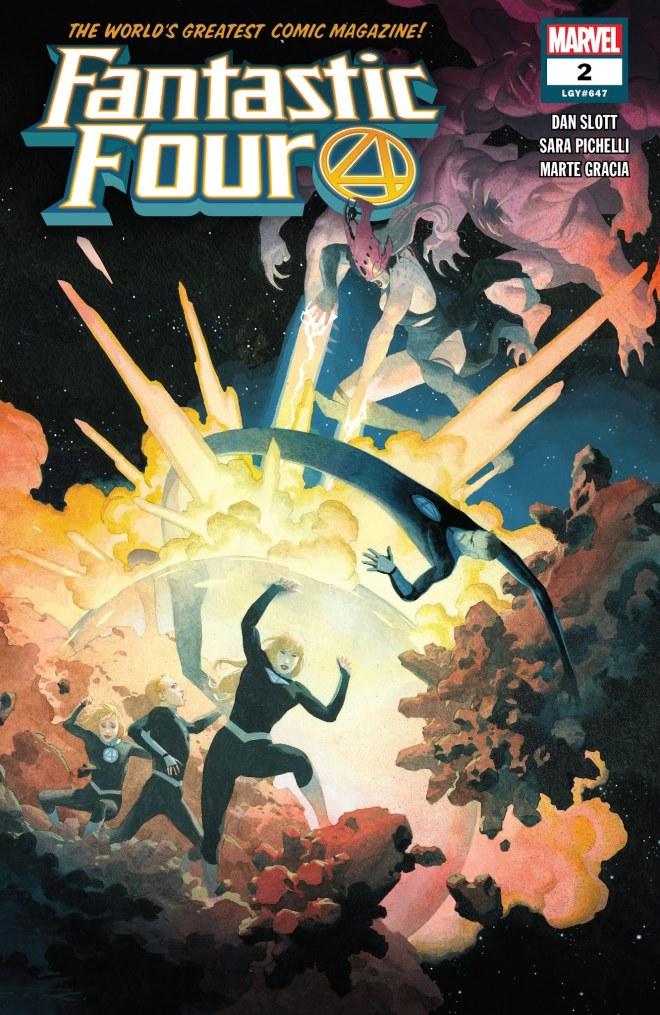 Hello Entropy, Goodbye Happy Ending In Fantastic Four #2