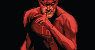 Daredevil #612 cover by Phil Noto