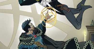 Doctor Strange #7 cover by Kevin Nowlan