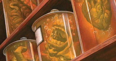 Immortal Hulk #8 cover by Alex Ross