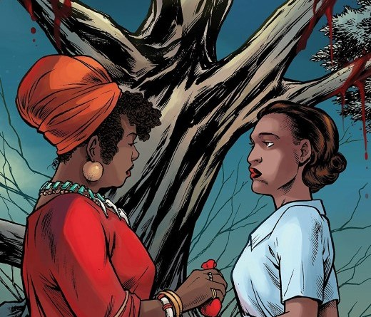 Jook Joint #2 cover by Alitha E. Martinez, Nelson, and Shari Chankhamma