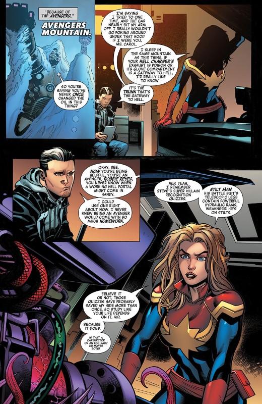 Avengers #11 art by Ed McGuinness, Mark Morales, Scott Hanna, Karl Kesel, Erick Arciniega, and letterer VC's Cory Petit