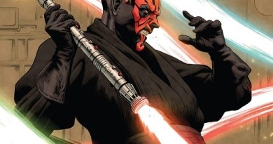 Star Wars Age of Republic: Darth Maul #1 cover by Paolo Rivera