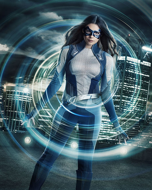 Supergirl -- Image Number: CW_Dreamer_First_Look.jpg -- Pictured: Nicole Maines as Nia Nal/Dreamer -- Photo: Katie Yu/The CW -- © 2019 The CW Network, LLC. All Rights Reserved.