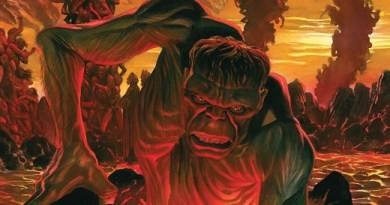 The Immortal Hulk #11 cover by Alex Ross