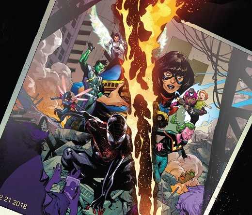 Champions #2 cover by Kim Jacinto and Rain Beredo