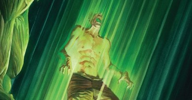 Immortal Hulk #13 cover by Alex Ross