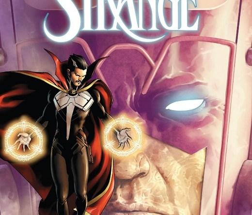 Doctor Strange #12 cover by Jesus Saiz