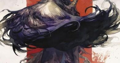 Bloodborne #11 cover by Yoshioka
