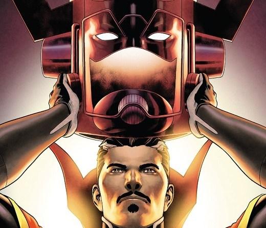 Doctor Strange #13 cover by Jesus Saiz