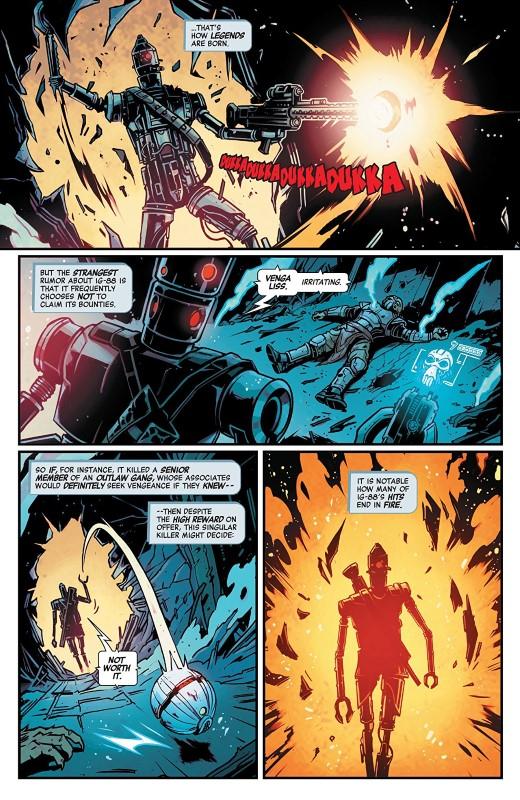 Star Wars: Age of Rebellion Special #1 art by Casper Wijngaard, Lee Loughridge, and letterer VC's Travis Lanham
