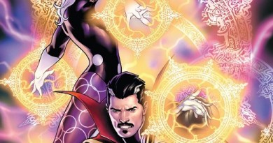 Doctor Strange #14 cover by Jesus Saiz