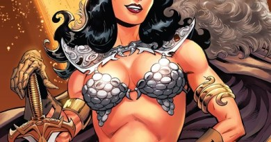 Bettie Page Unbound #1 cover by John Royle and Mohan