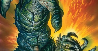 Immortal Hulk #19 cover by Alex Ross