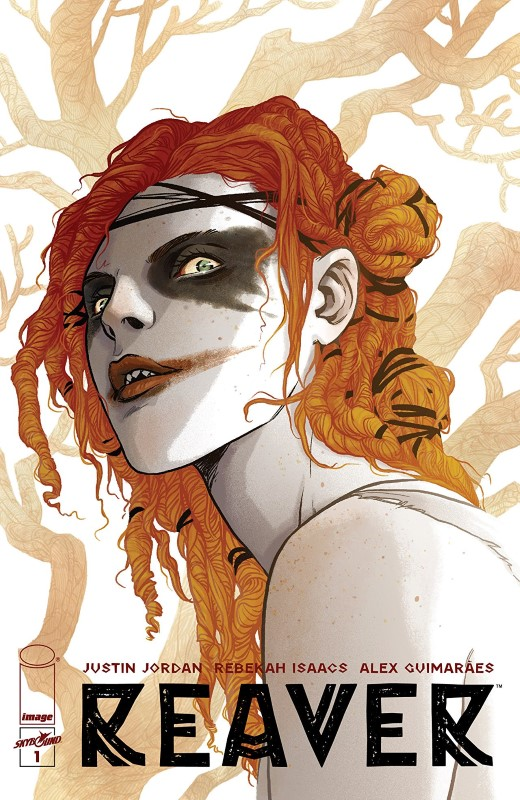 Reaver #1 cover by Becky Cloonan