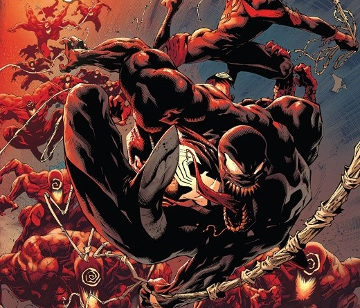 Absolute Carnage #2 cover by Ryan Stegman, JP Mayer, and Frank Martin