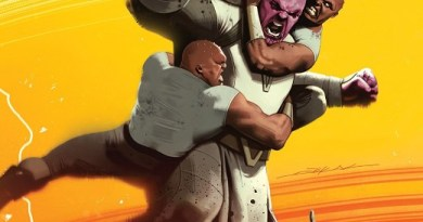 Thanos #5 cover by Jeff Dekal