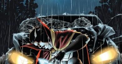 Doctor Strange #19 cover by Jesus Saiz