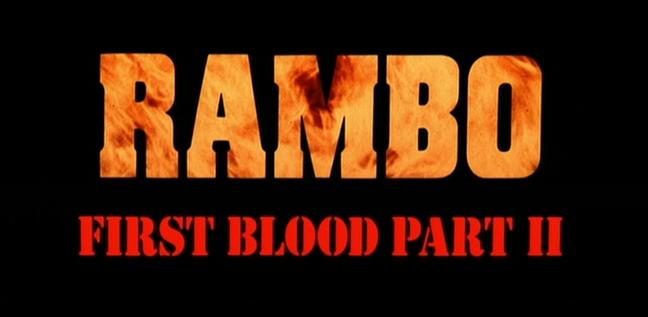 Franchise Expansion Or Implosion Rambo First Blood Part Ii Comicon