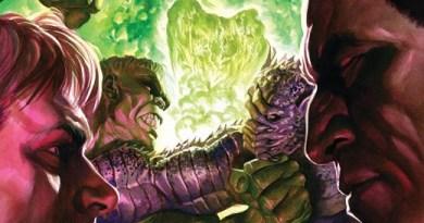 Immortal Hulk #23 cover by Alex Ross