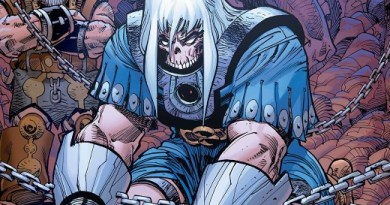 Ragnarok: The Breaking of Helheim #2 cover by Walter Simonson and Laura Martin