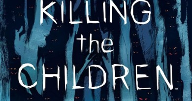 Something is Killing the Children #1 cover by Werther Dell'edera and Giovanna