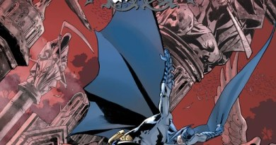 The Batman's Grave #1 cover by Bryan Hitch and Alex Sinclair