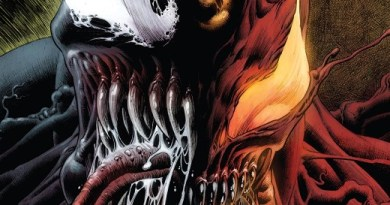 Venom #20 cover by Kyle Hotz and Dan Brown