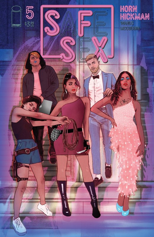 SFSX #5 cover by Tula Lotay