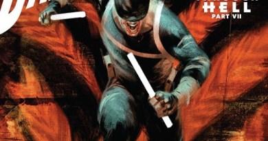 Daredevil #17 cover by Julian Totino Tedesco