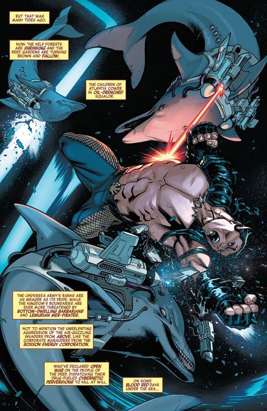 Avengers #32 art by Ed McGuinness, Francesco Manna, Jason Keith, and letterer VC's Cory Petit