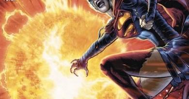 Supergirl #40 cover by Joe Bennett and Jay David Ramos