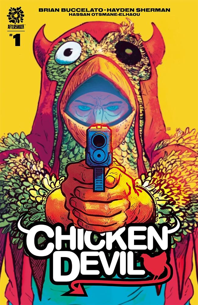 AfterShock Comics Announces New Dark Comedy Series 'Chicken Devil' – COMICON